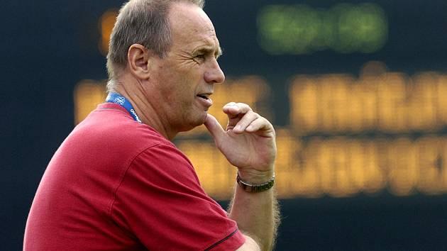Trenér Milan Šmarda