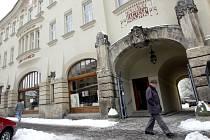 Obecní dům v Hradci Králové.