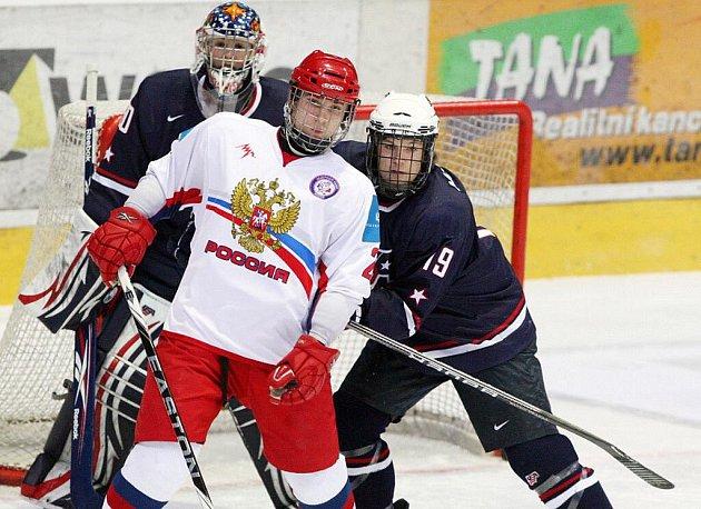 USA vs. Rusko (Turnaj pěti).