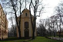 Kaplička ve Skřivanech