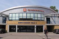 Zimní stadion, cvičná hala - ilustrační foto.