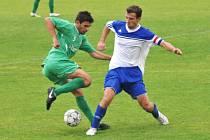 Fobalový krajský přebor: FC Olympia Hradec Králové - FK Trutnov.