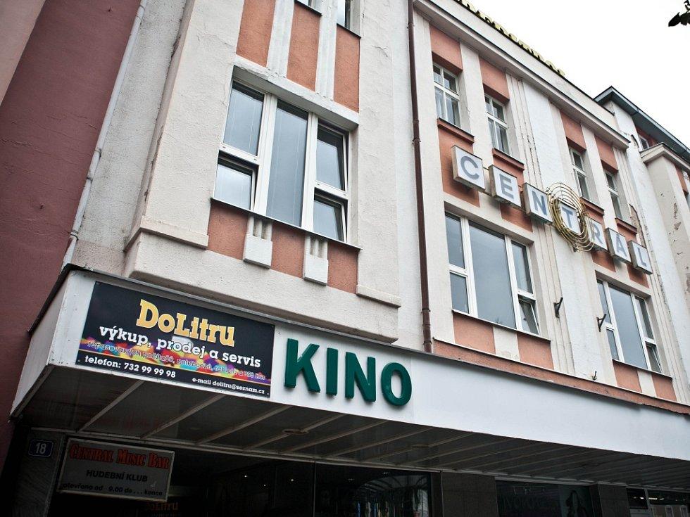 Kino Bio Central v Hradci Králové. Ilustrační fotografie.