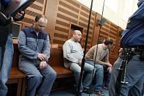 Pokračování bude mít případ výroby a prodeje drog. Soudní senát v čele s předsedou Lubošem Sovákem ho odročil na duben.