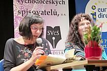 Autorské čtení Střediska východočeských spisovatelů v Knihovně Města Hradce Králové.