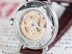 Mechanické hodinky k výročí 700 let od narození Karla IV.