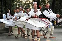 21. ročník mezinárodního folklorního festivalu Setkání s folklorem se konal v pátek 21. srpna v Hradci Králové a v sobotu 22. srpna v Hrádku u Nechanic.