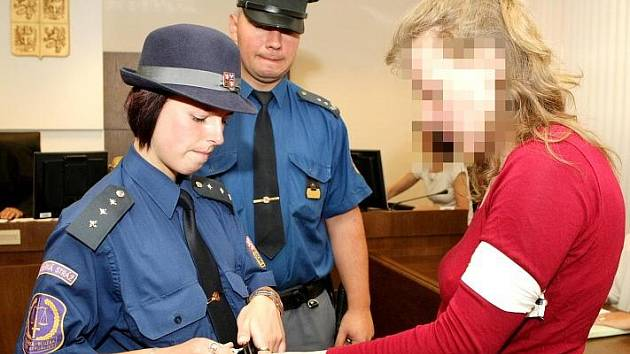 Neobvyklý případ řeší od 30. července krajský soud v Hradci Králové. Na lavici obžalovaných usedla sedmatřicetiletá žena z Havlíčkobrodska, která čelí obvinění ze tří trestných činů: pohlavní zneužívání, znásilnění a soulož mezi příbuznými. Za oběť si žen