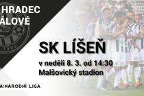 FC Hradec Králové - SK Líšeň