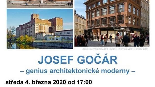 Josef Gočár - génius architektonické moderny