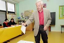 Lídři politických stran u voleb: Leoš Heger (TOP 09).