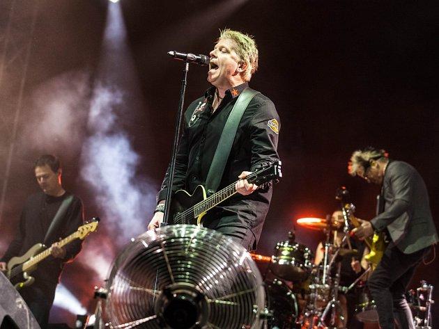 Kapela The Offspring přilákala davy lidí na RfP
