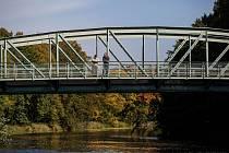 Most v Lochenicích.