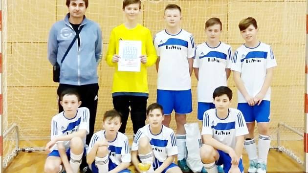 SK Třebechovice pod Orebem - fotbaloví mladší žácí.