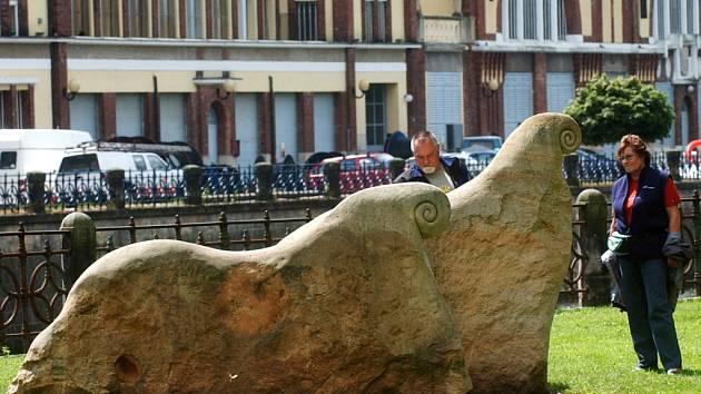 Nábřeží sochařů 2007