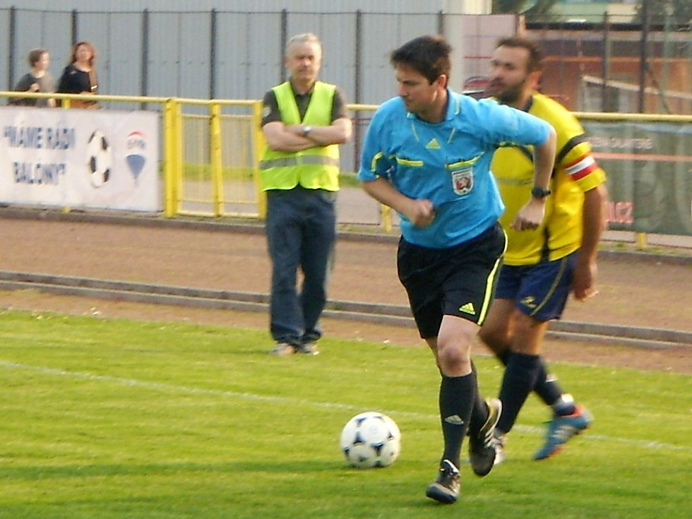 Krajská fotbalová I. B třída - skupina F: FC Spartak Rychnov nad Kněžnou B - SK Smiřice.