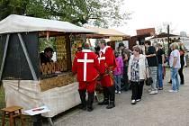 Svatohubertské slavnosti na zámku Karlova Koruna v Chlumci nad Cidlinou.