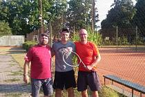 Tenisový turnaj sportovců