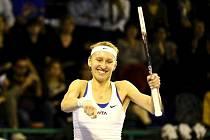Tenistka Tereza Smitková.