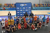 Základní škola Štefánikova má šikovné basketbalisty.