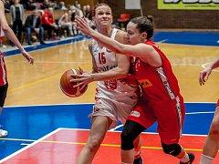 Ženská basketbalová liga: