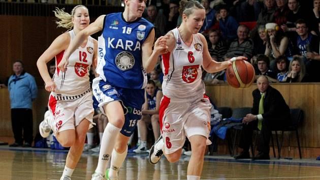 e0b2adad26 Ženská basketbalová liga  Sokol Hradec Králové - Kara Trutnov. ...