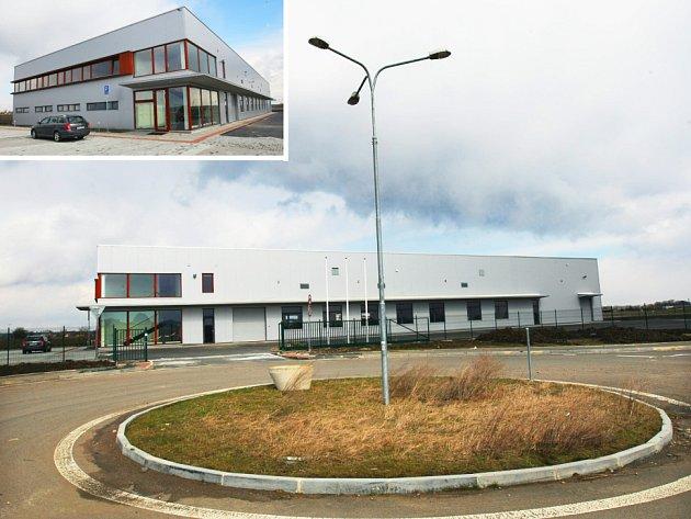 Nový Bydžov, průmyslová zóna