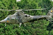 Vrtulník A109 Augusta.
