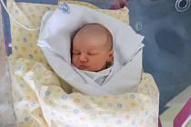 ALŽBĚTA KALAVSKÁ se narodila 12. srpna v 8.19 hodin. Měřila 49 cm a vážila 3010 g. Svým příchodem na svět potěšila své rodiče Petru a Libora Kalavské z Pardubic. Doma se těší tří a půl letá sestřička Johanka.