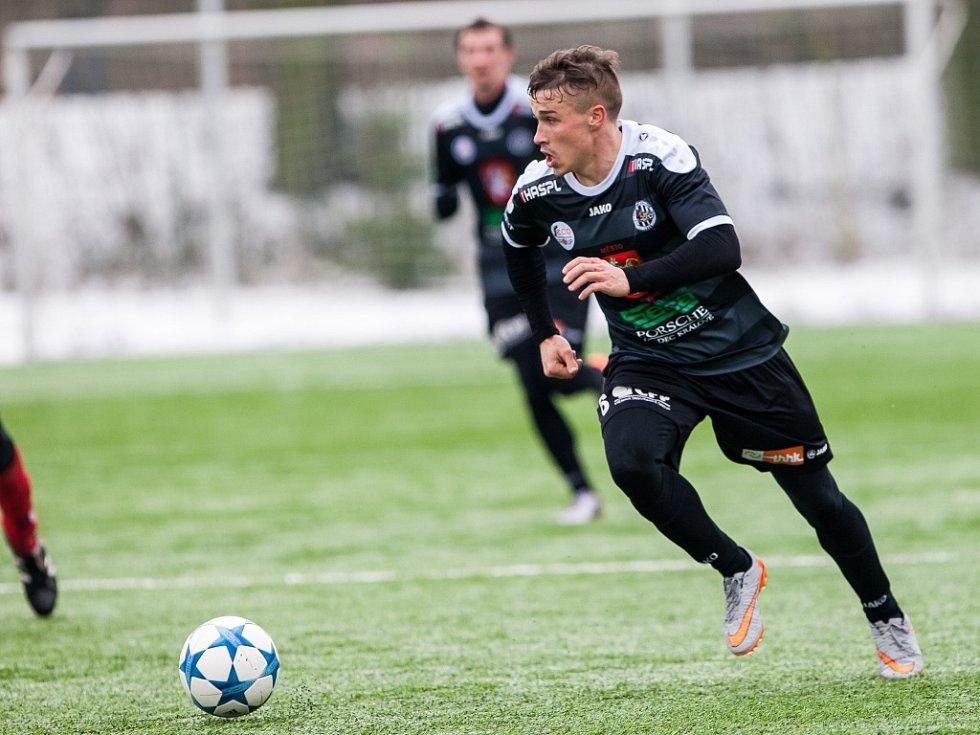 Tipsport liga ve fotbale: FC Hradec Králové - FK Pardubice.