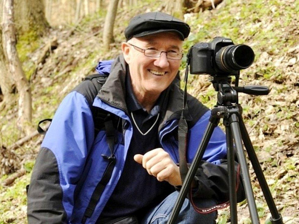 Fotograf Jaroslav Klinský.