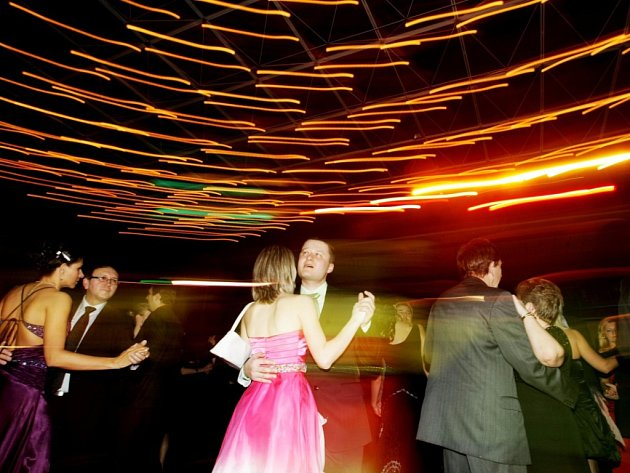 Jubilejní 20. Mediální ples v Kongresovém centru Aldis v Hradci Králové.