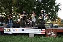 V krajské metropoli zahrály polské hudební skupiny.