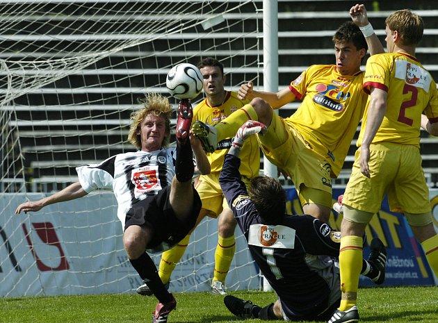 Hradec Králové B : Marila Příbram B 0 : 3