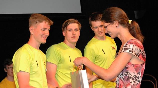 Studenti hradecké průmyslovky vybojovali bronz.