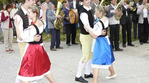 Májová slavnost v Nepolisech