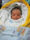 ALEXANDR TOMAN se narodil 15.listopadu ve 3.50 hodin. Měřil 49 cm a vážil 2630 g. Velkou radost udělal svým příchodem na svět rodičům Johaně Vítkové a Ivo Tomanovi z Hradce Králové.