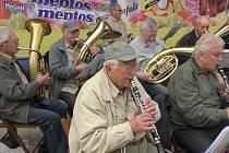 Skautští muzikanti nezahálejí.
