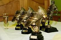 XII. ročník soutěže redakce Hradeckého deníku O nejlepšího fotbalového kanonýra východních Čech 2009–10 vyvrcholila slavnostním vyhlášením.