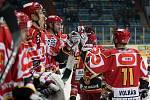 HC VCES Hradec Králové x HC Olomouc v sobotu 30. ledna 2010.
