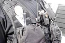 Kamera ve službách strážníků.