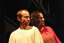 Ondřej Malý (na snímku) hraje v inscenaci Lermontovy Maškarády hlavní roli Arbenina.