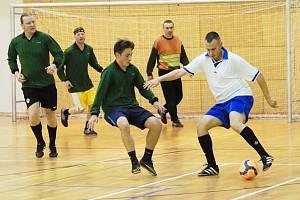Šampáňo Cup v předměřické sportovní hale.