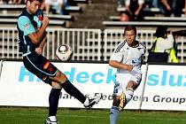 8. kolo Gambrinus ligy: Hradec Králové - Slavia Praha 0:0 (12. září 2010).
