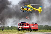 Helicopter Show, Rally Show a Autosalon Show v Hradci Králové.