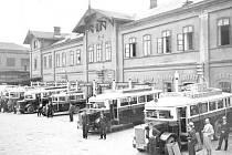 Doprava v Hradci Králové má bohatou historii. Teď ji sepsali a kniha bude představena 5. října.