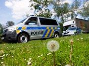 Policejní akce Pernštejn 2017 v Hradci Králové.