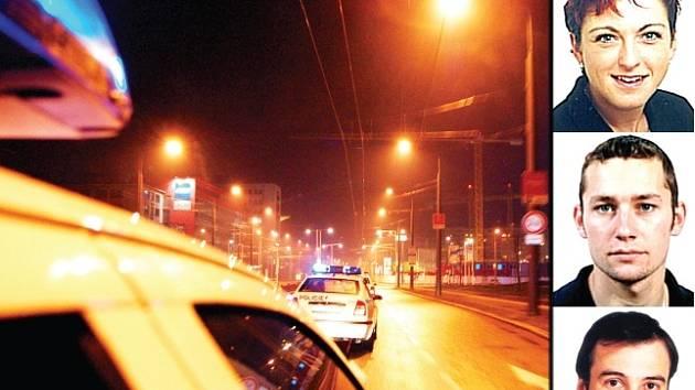 KDE JSOU? Pátrací akce po pohřešovaných lidech zaměstnávají desítky policistů. Někdy jsou ale pátrači neúspěšní. Jako v případě Jany Kubištové, Ladislava Šulce a Tomáše Hrdličky (zhora).