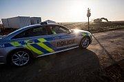 Vláda na výjezdu v Královéhradeckém kraji ráno navštívila stavbu dálnice D11 u Trotiny