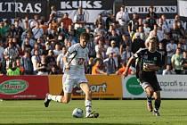 I. Gambrinus liga - 5. kolo: FC Hradec Králové - 1. FK Příbram 0:1 (0:0).